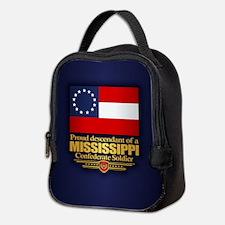 Mississippi Proud Descendant Neoprene Lunch Bag