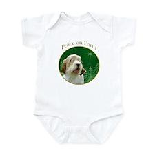 PBGV Peace Infant Bodysuit