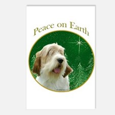PBGV Peace Postcards (Package of 8)