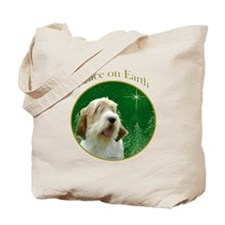PBGV Peace Tote Bag