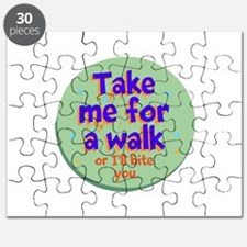 Take me for a Walk Puzzle