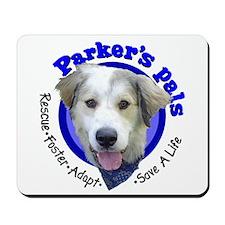 Parker's Pals Mousepad