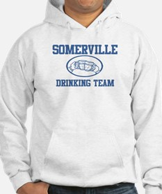 SOMERVILLE drinking team Jumper Hoody