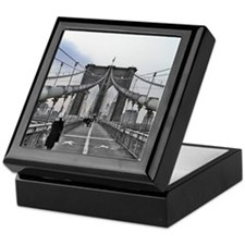 Brooklyn Bridge Keepsake Box
