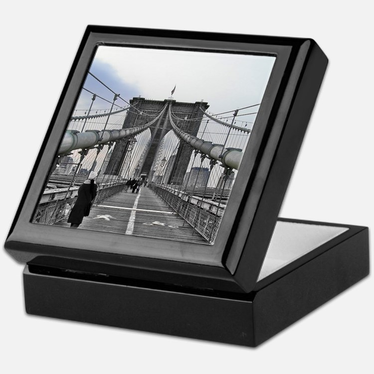 Brooklyn Bridge Keepsake Box