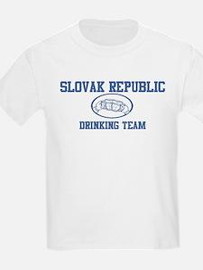 SLOVAK REPUBLIC drinking team T-Shirt