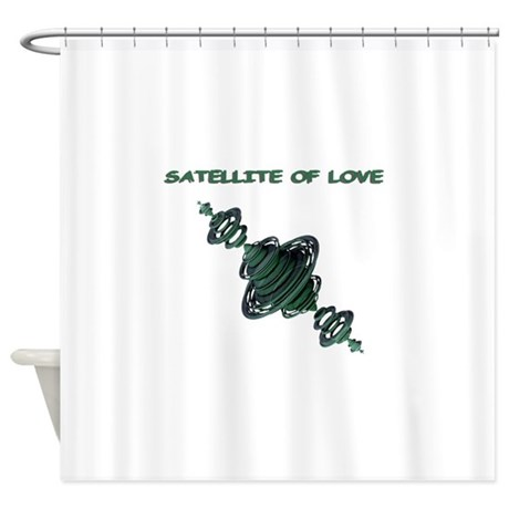 Satoflove3 Shower Curtain By Admin CP11861778