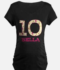 10th Birthday Personalized T-Shirt