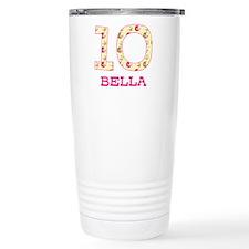 10th Birthday Personali Travel Mug