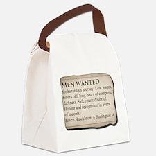 Shackleton Antarctica - Canvas Lunch Bag