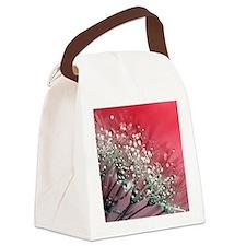 Dandelion plant Canvas Lunch Bag