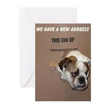 Moving Greeting Cards (Pk of 10)