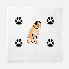 Parson Russell Terrier Queen Duvet