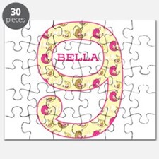 9th Birthday Personalized Puzzle