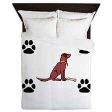 Chessie Queen Duvet