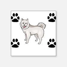 American Eskimo Sticker