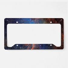 Nebula License Plate Holder
