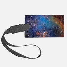 Nebula Luggage Tag