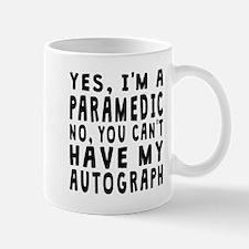 Paramedic Autograph Mugs