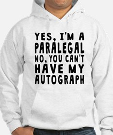 Paralegal Autograph Hoodie