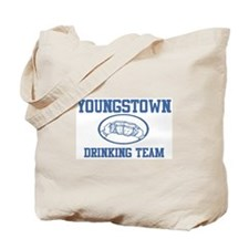 YOUNGSTOWN drinking team Tote Bag