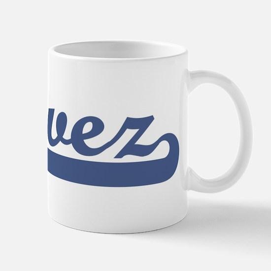 Chavez (sport-blue) Mug