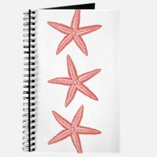 Coral Pink Starfish Journal