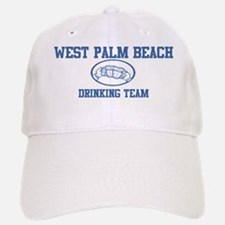 WEST PALM BEACH drinking team Baseball Baseball Cap