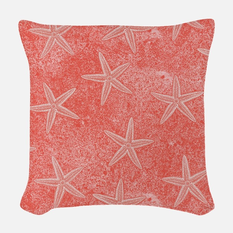 Coral Pillows, Coral Throw Pillows & Decorative Couch Pillows