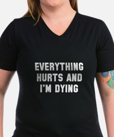 Race everything hurts Shirt