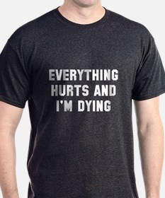 Race everything hurts T-Shirt
