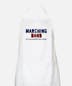Marching Band More Painful Apron