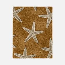 Sand Starfish Twin Duvet