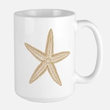 Sand Starfish Large Mug