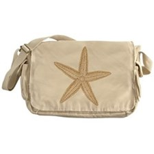 Sand Starfish Messenger Bag