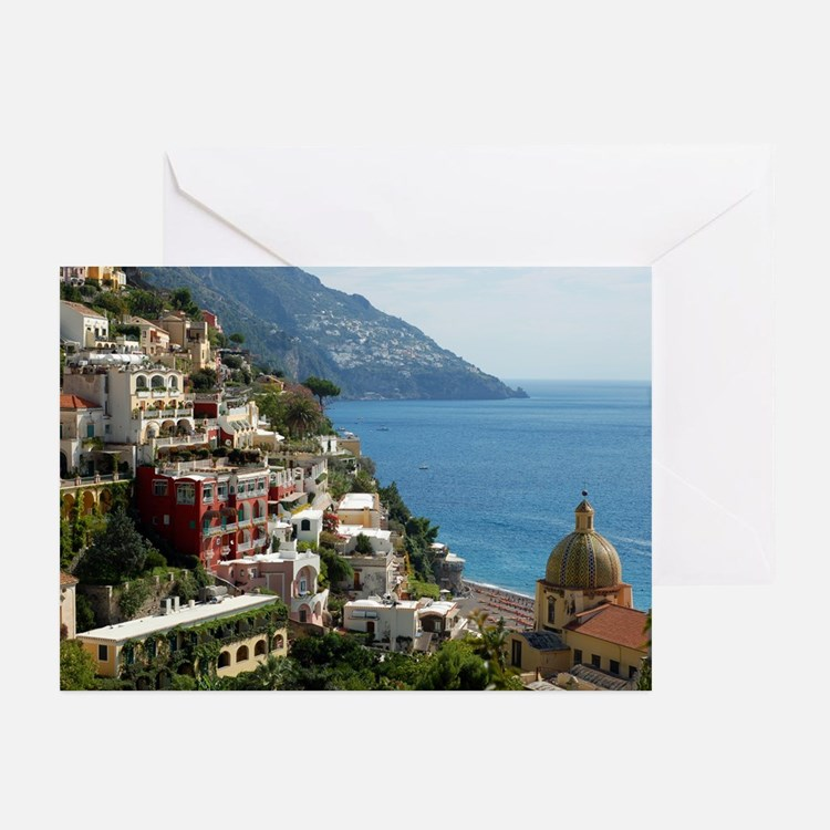 Amalfi Coast Greeting Cards (Pk of 10)