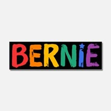 Bernie Fun Rainbow Car Magnet 10 x 3