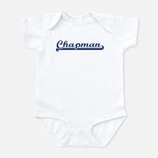 Chapman (sport-blue) Infant Bodysuit