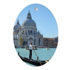 Venice Oval Ornament