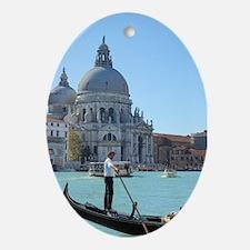 Venice Oval Ornament