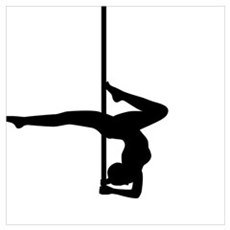 pole dance Poster