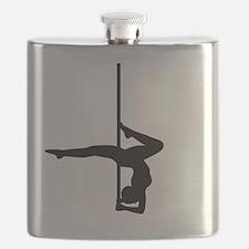 pole dance Flask