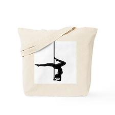 pole dance Tote Bag