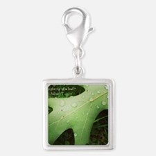 Inspirational Quotation Charms