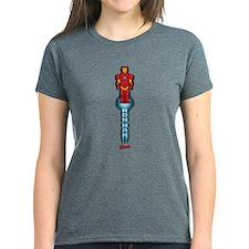 8-Bit Iron Man Tee