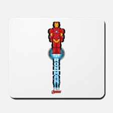 8-Bit Iron Man Mousepad