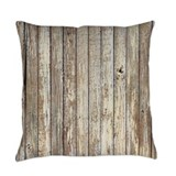 Rustic Woven Pillows