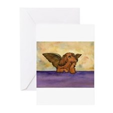 Cute Weiner Greeting Cards (Pk of 20)