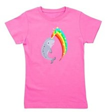 Narwhals Girl's Tee