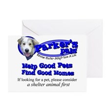 Parker's Pals Greeting Cards (Pk of 10)
